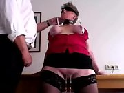 My hot redhead-slave training - lession 2